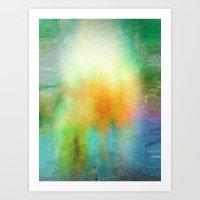 Nebula #3 Art Print