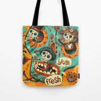Day Of The Dead - Mariac… Tote Bag