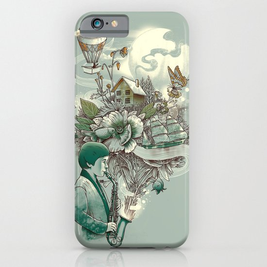 'In Tune with Nature' iPhone & iPod Case