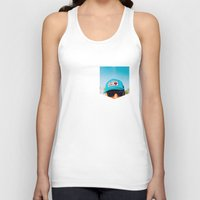 California Is For Lovers Unisex Tank Top