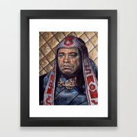 Thulsa Doom Framed Art Print