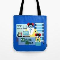 Icekingberg (AdventureTi… Tote Bag