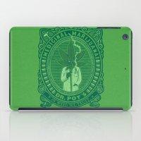 Medicinal Marijuana iPad Case