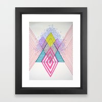 IC,LD Framed Art Print