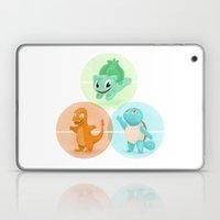 Poké: Choose Your Start… Laptop & iPad Skin