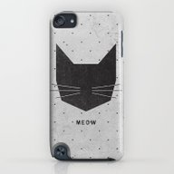 MEOW iPod touch Slim Case