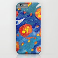 Snails abyss iPhone 6 Slim Case