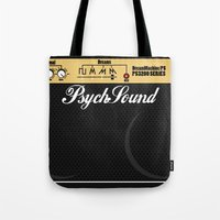 PsychSound Tote Bag