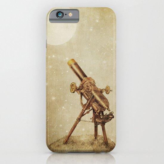 Moonrise (sepia option) iPhone & iPod Case