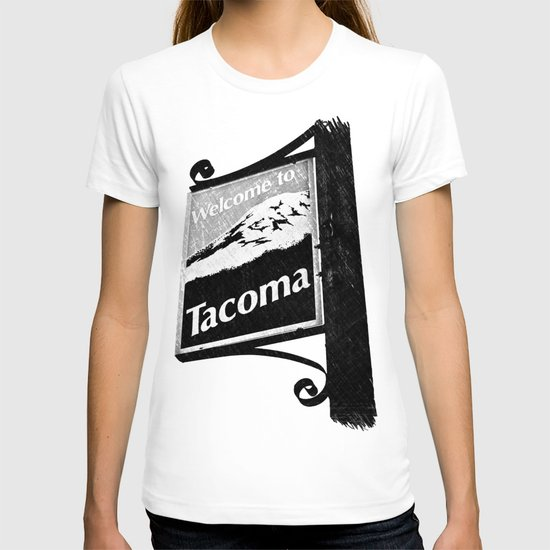 Welcome to Tacoma T-shirt