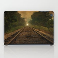 Ghost Train iPad Case
