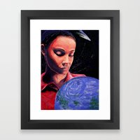 Lamentation Framed Art Print