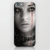 iPhone & iPod Case featuring Warrior by Justin Gedak