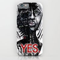 YES Wolf iPhone 6 Slim Case