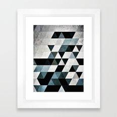 Pyly Pyrtryt Framed Art Print