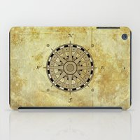 Compass Rose iPad Case
