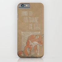 MAKING ME FELL iPhone 6 Slim Case