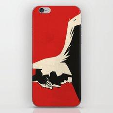 Bat Noir iPhone & iPod Skin