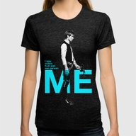 "Han Solo  - ""I Take Or… Womens Fitted Tee Tri-Black X-LARGE"
