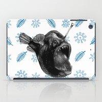 Ms Anglerfish iPad Case
