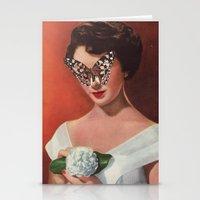 ELIZABETH TAYLOR.  (PIN-UPS). Stationery Cards