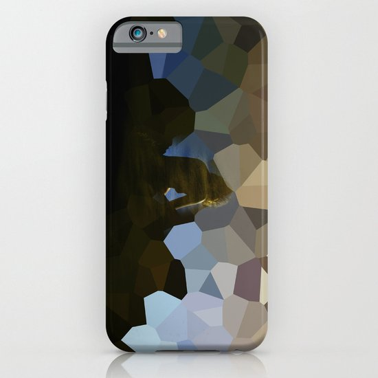 The polygon solitude  iPhone & iPod Case
