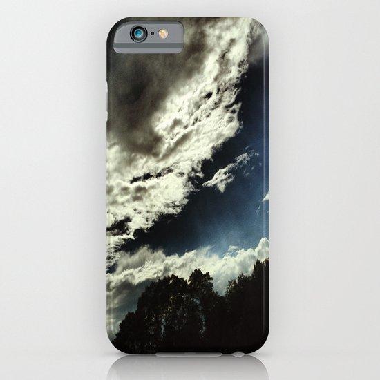 Dark Clouds iPhone & iPod Case