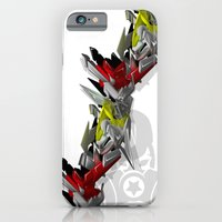 "iPhone & iPod Case featuring 3D GRAFFITI - HIP-HOP by ""ondbiqp"""