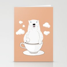Take A Cup Of Bear Stationery Cards