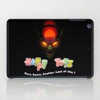 Happy Toyz (Alternate) iPad Case