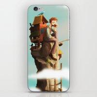 Bird Keeper iPhone & iPod Skin