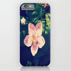 Blackberry Flower iPhone 6 Slim Case