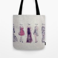 Haute Couture  Tote Bag