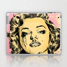 Mirror Monroe Laptop & iPad Skin
