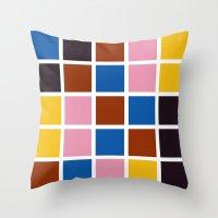 Mylo Xyloto Throw Pillow