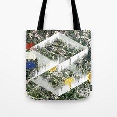 Stone Roses, I am the Resurrection - Soundwave Art Tote Bag