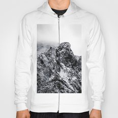 Mountain black white 5 photo Hoody