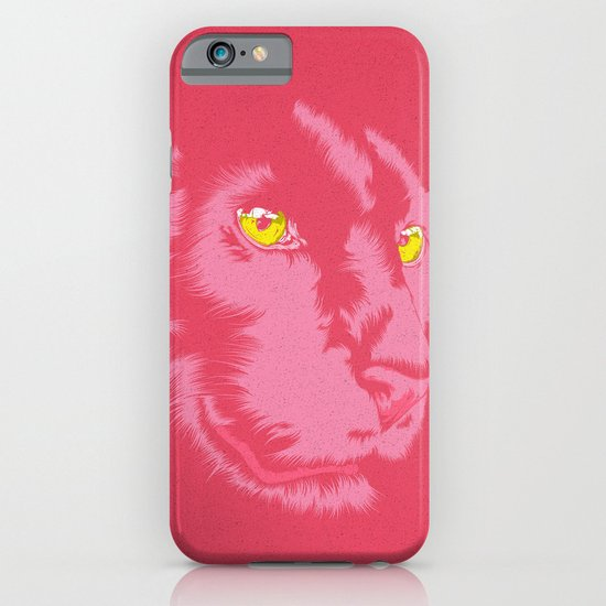 Pink Panther iPhone & iPod Case