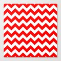 Chevron.. Canvas Print