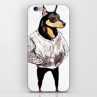 Bad Dog iPhone & iPod Skin