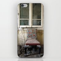 Whore Chair iPhone & iPod Skin