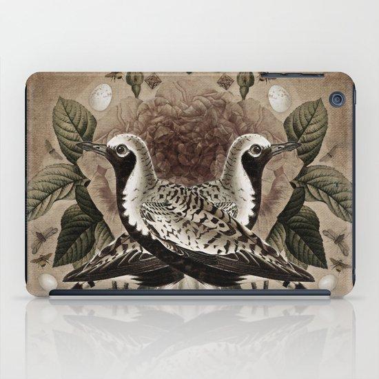 Pluvialis squatarola iPad Case