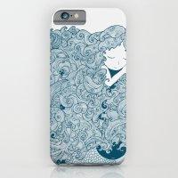 iPhone & iPod Case featuring Mermaid Dreams by Caro Bernardini