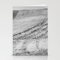 Cereal Fields. BN Stationery Cards