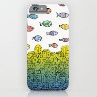 Underwater village II iPhone 6 Slim Case