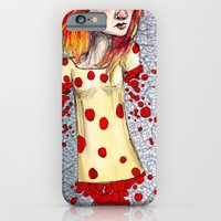 Fiery Haired iPhone 6 Slim Case