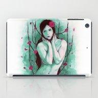 The Sad Lady iPad Case