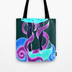 coil Tote Bag