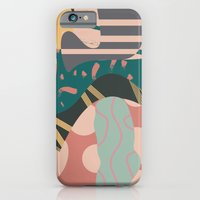 iPhone & iPod Case featuring Tribal pastels by Akwaflorell