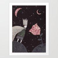 Five Hundred Million Little Bells (2) Art Print